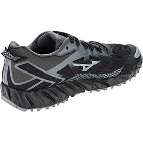 Mizuno Wave Ibuki 2 GTX Running Shoes Dame black/monument/dark shadow
